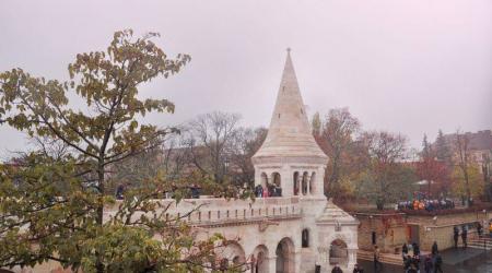Budapest, una città di contrasti!